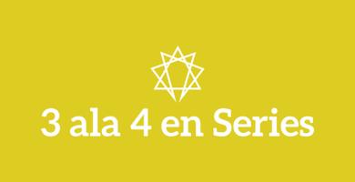 Eneatipo 3 ala 4 en Series