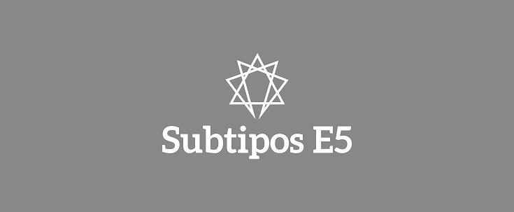 Subtipos Eneatipo 5