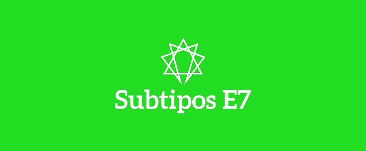 Subtipos del Eneatipo 7