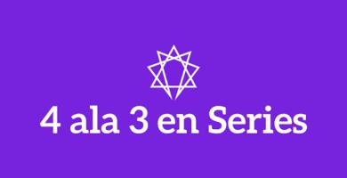 Eneatipo 4 ala 3 en Series