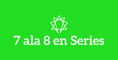 Eneatipo 7 ala 8 en Series