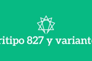 Tritipo 827 y variantes