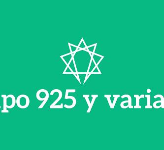 Eneatipo 925 y variantes
